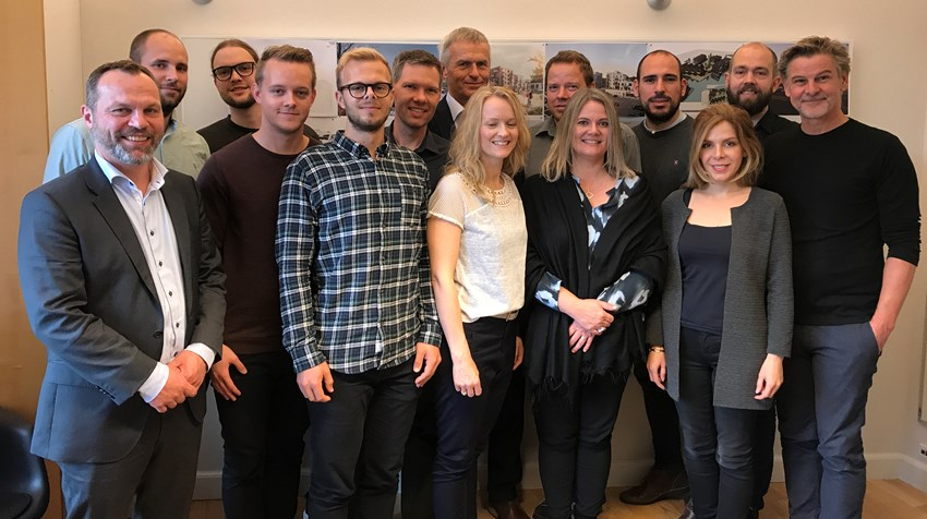 Norconsult Denmark has after the takeover of Skovhus Arkitekter about 130 employees.