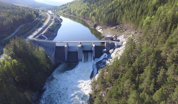 Rosten Hydropower Project