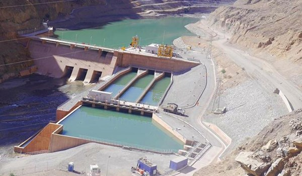Cheves Hydropower Project, Peru