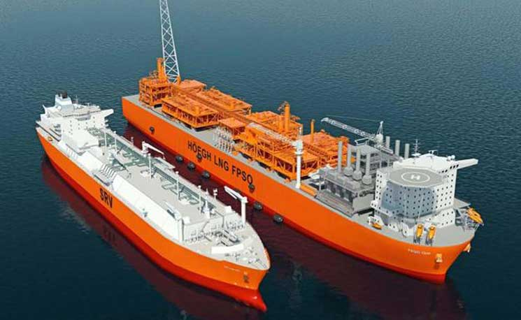 References - Owner's Engineer Höegh LNG FPSO - Norconsult