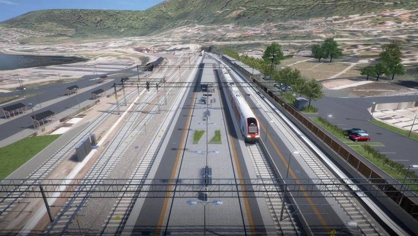 Norconsult's use of gamification in the Ulriken Tunnel Project is recognized internationally (Illustration: Norconsult / Baezeni)